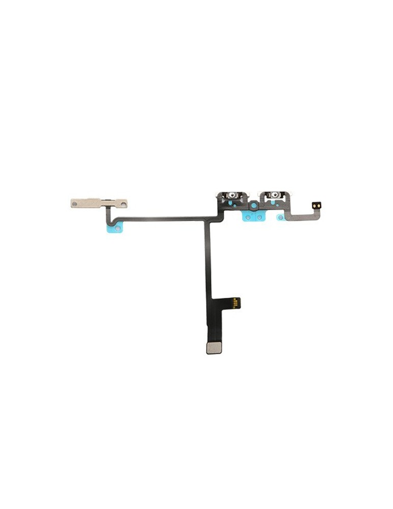 Flat Tasti Volume iPhone X 821-01130 con supporti in metallo