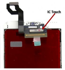 IC Touch Control Lcd iPhone 6s