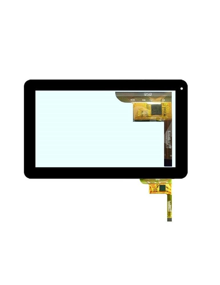 VETRO TOUCH SCREEN Akai Kitech Inno Hit Majestic AUDIOLA Android Tablet QSD E-C97008-02 9 Pollici Nero