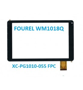 VETRO TOUCH SCREEN FOUREL WM1018Q XC-PG1010-055 NERO