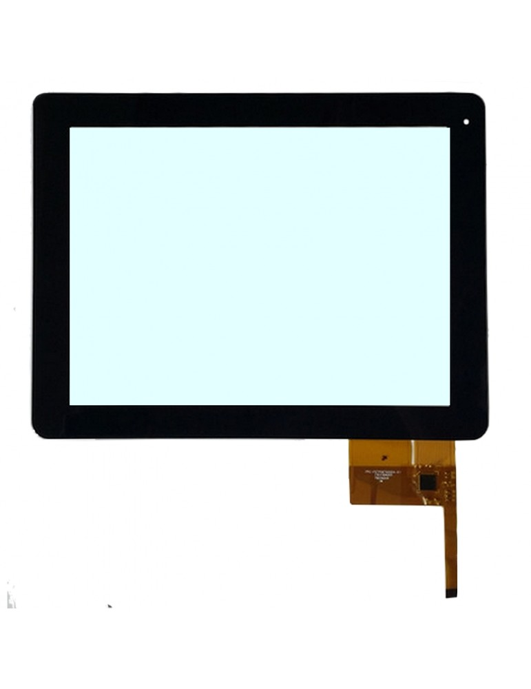 VETRO TOUCH SCREEN Nordmende mod.220nd1000ips106 T082-10 FPC-FCTP097GG004-01 Nero
