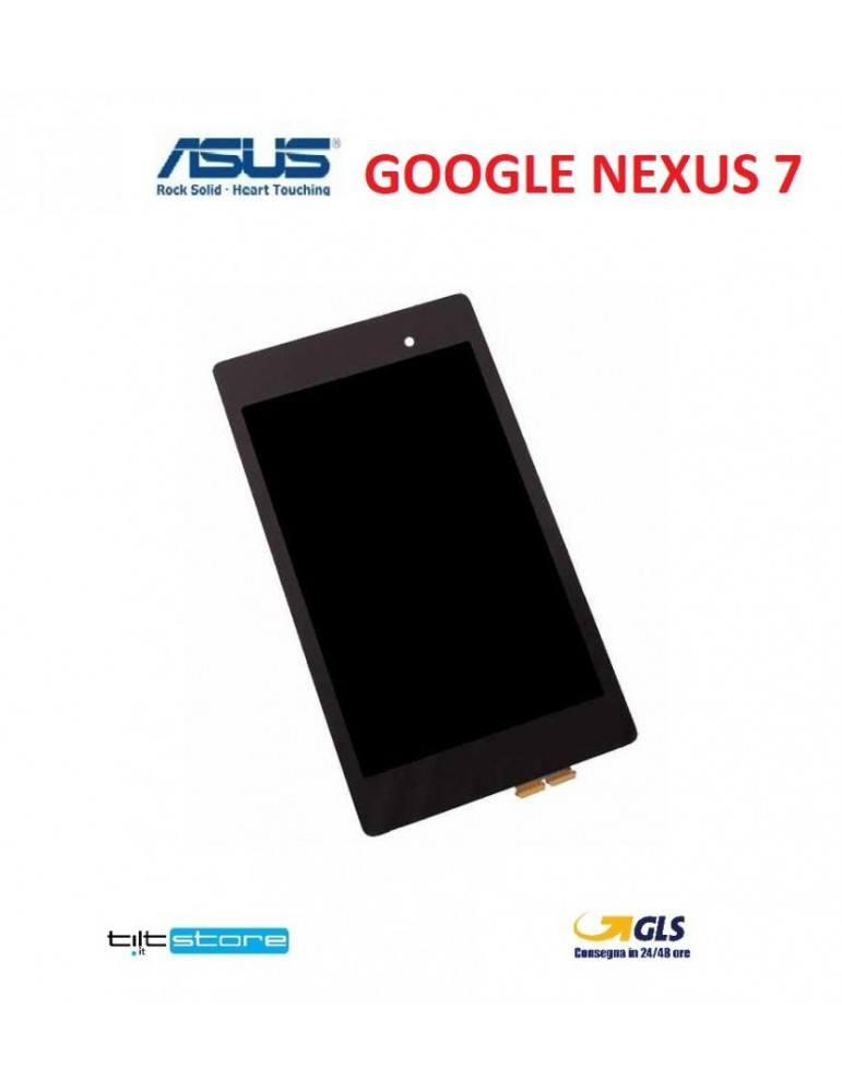DISPAY TOUCH LCD ASUS GOOGLE NEXUS 7
