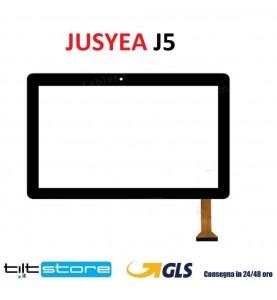VETRO TOUCH SCREEN JUSYEA J5 FLAT HZYCTP-102471