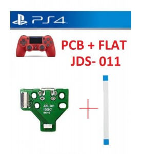 KIT FLAT+ CONNETTORE RICARICA JOYPAD PS4 JDS-011-V1
