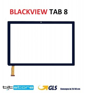 VETRO TOUCH SCREEN BLACKVIEW Tab 8 FLAT HZYCTP-102519