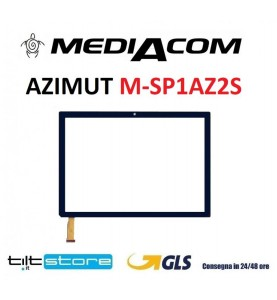 VETRO TOUCH SCREEN MEDIACOM M-SP1AZ2S NERO