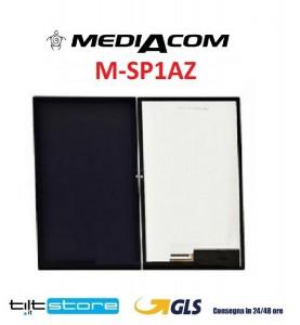 DISPLAY LCD + TOUCH SCREEN MEDIACOM M-SP1AZ SMARTPAD 10 AZIMUT ORIGINALE