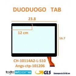 LCD TOUCH Blu Samsung Galaxy S8 Plus G955F Service Pack ORIGINALE