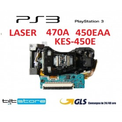 Laser 470A PS3 Slim KES-470A COMPATIBILITA CON KEM-450EAA