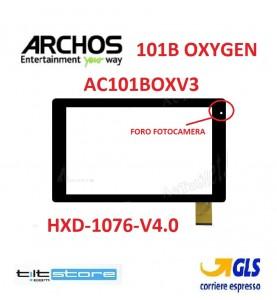Touch 10 Mediatek modello KT107 flat originale  CH-10114A5 JS10.ZS Camera centrale