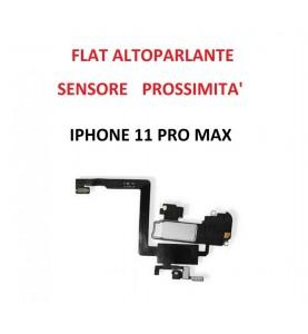 FLAT ALTOPARLANTE IPHONE 11 PRO MAX SENSORE DI PROSSIMTà