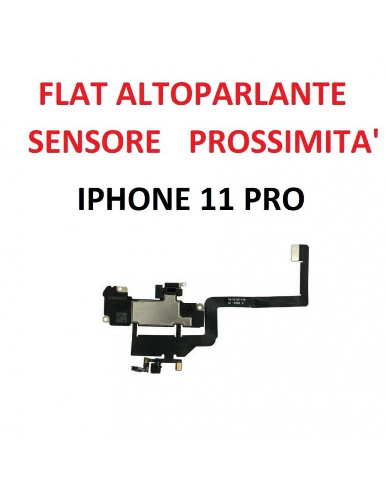 FLAT ALTOPARLANTE IPHONE 11 PRO SENSORE DI PROSSIMTà