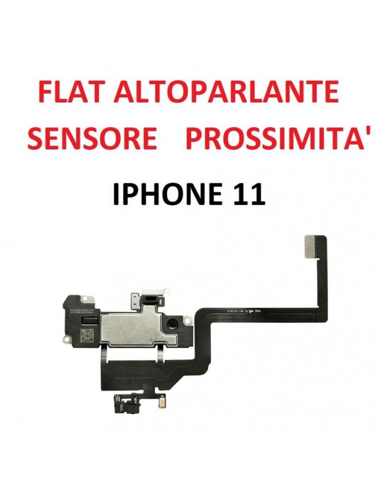 FLAT ALTOPARLANTE IPHONE 11 SENSORE DI PROSSIMTà