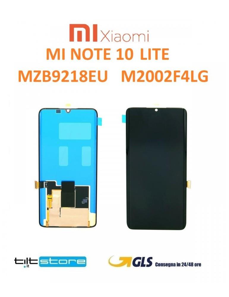 DISPLAY LCD REDMI XIAOMI MI NOTE 10 LITE MZB9218EU M2002F4LG OLED
