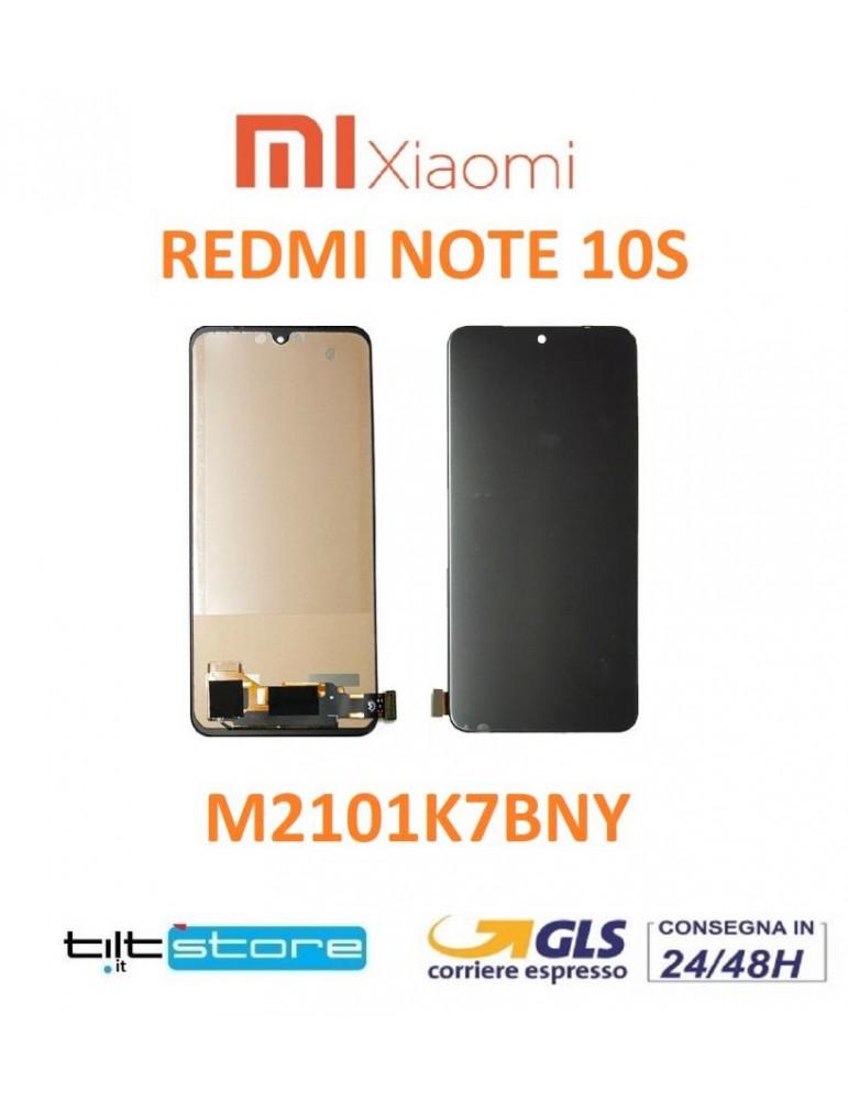DISPLAY TOUCH VETRO LCD XIAOMI REDMI NOTE 10S M2101K7BNY