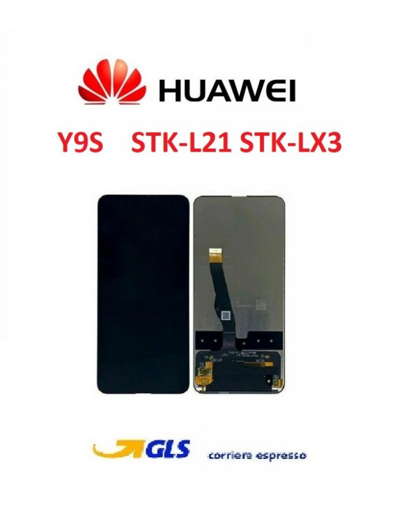 DISPLAY LCD HUAWEI Y9S STK-L21 STK-LX3 COMPATIBILE HUAWEI P SMART PRO 2019 STK-L21