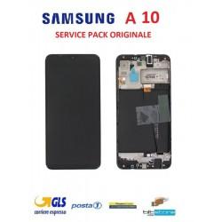 R23 LCD 7 HD ALCATEL ONETOUCH MOD. 9002Xmiia 7