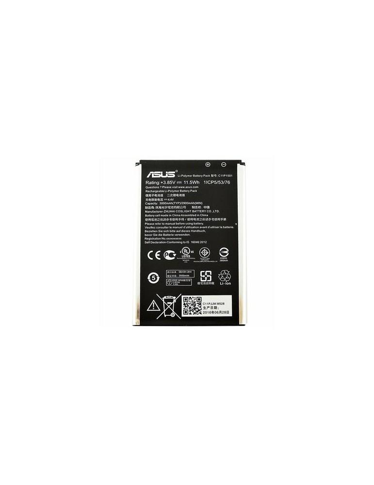 Batteria Asus ZenFone Selfie ZD551KL ZenFone 2 ZE551KL ZE550KL C11P1501 1lCP55376 ORIGINALE RIGENERATA