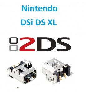 Connettore di ricarica Nintendo DSi e DS XL 2DS