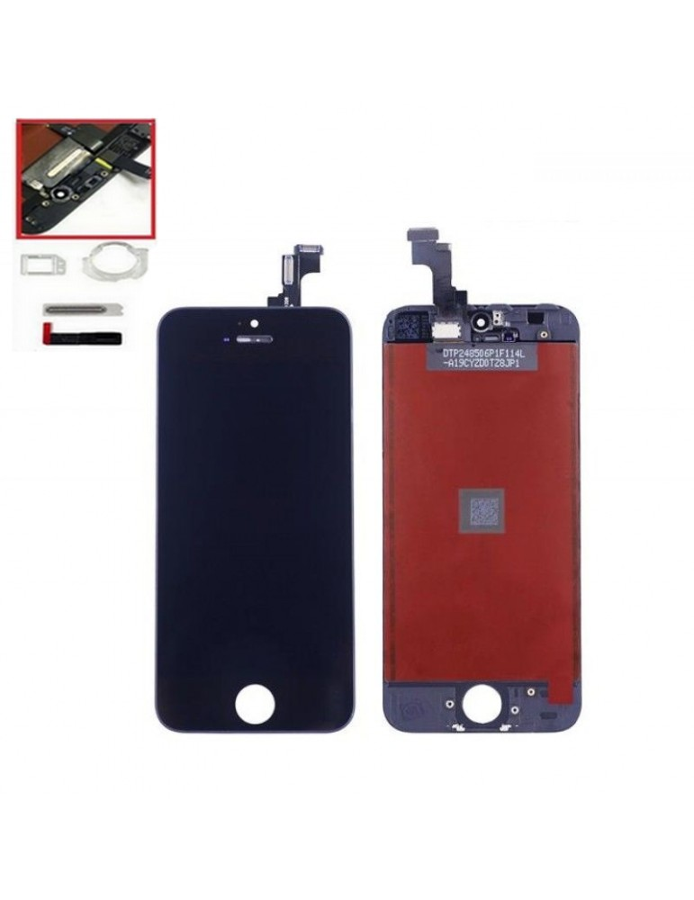 DISPLAY LCD iPhone 5 SE Nero
