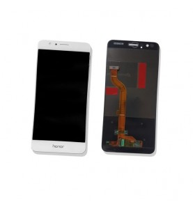 DISPLAY TOUCH LCD Huawei Honor 8 FRD-L09 BIANCO NO FRAME