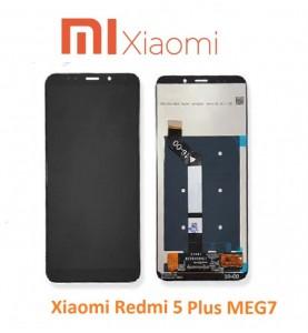 DISPLAY TOUCH VETRO LCD Xiaomi Redmi 5 Plus Xiaomi MEG7 Nero