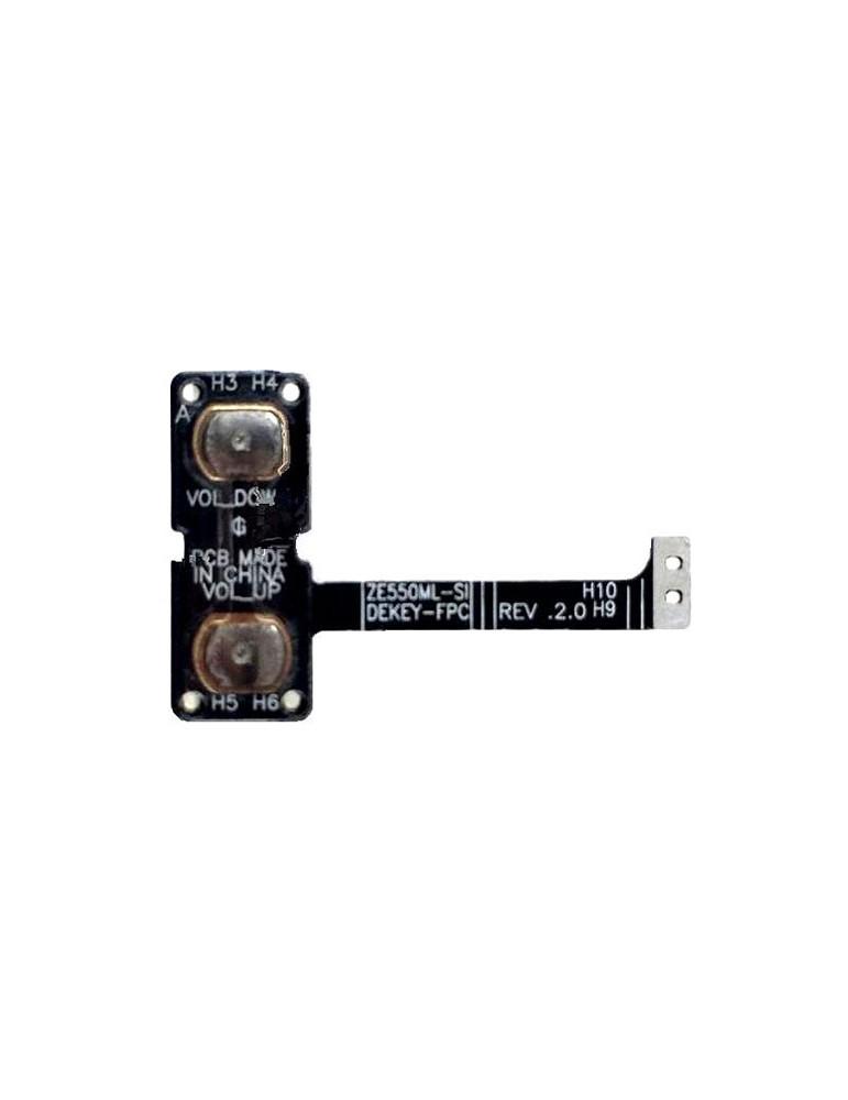 Flat Volume Asus Zenfone 2 ZE551