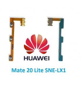 Flat Volume Power Huawei Mate 20 Lite SNE-LX1
