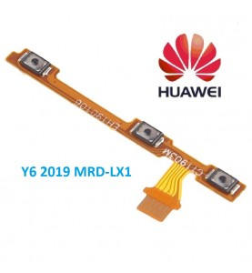 Flat Volume Power Huawei Y6 2019 MRD-LX1