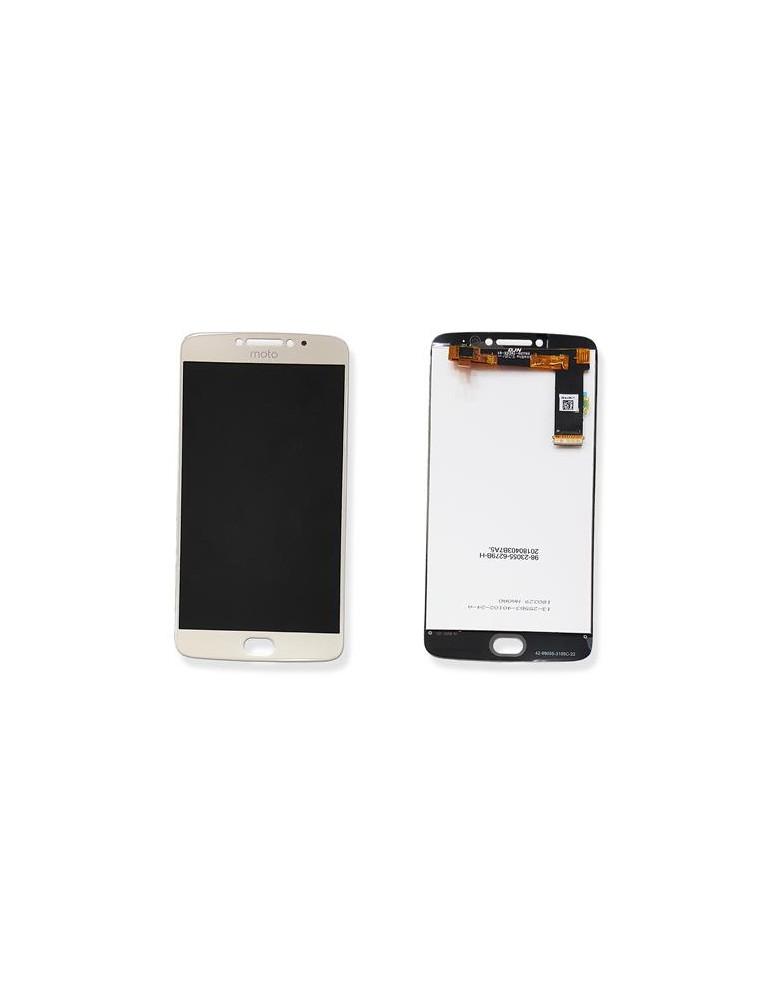 LCD TOUCH Lenovo Moto E4 GOLD
