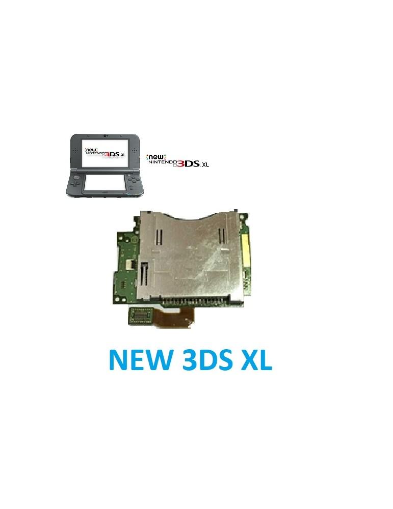Slot Card Nintendo NEW 3DS