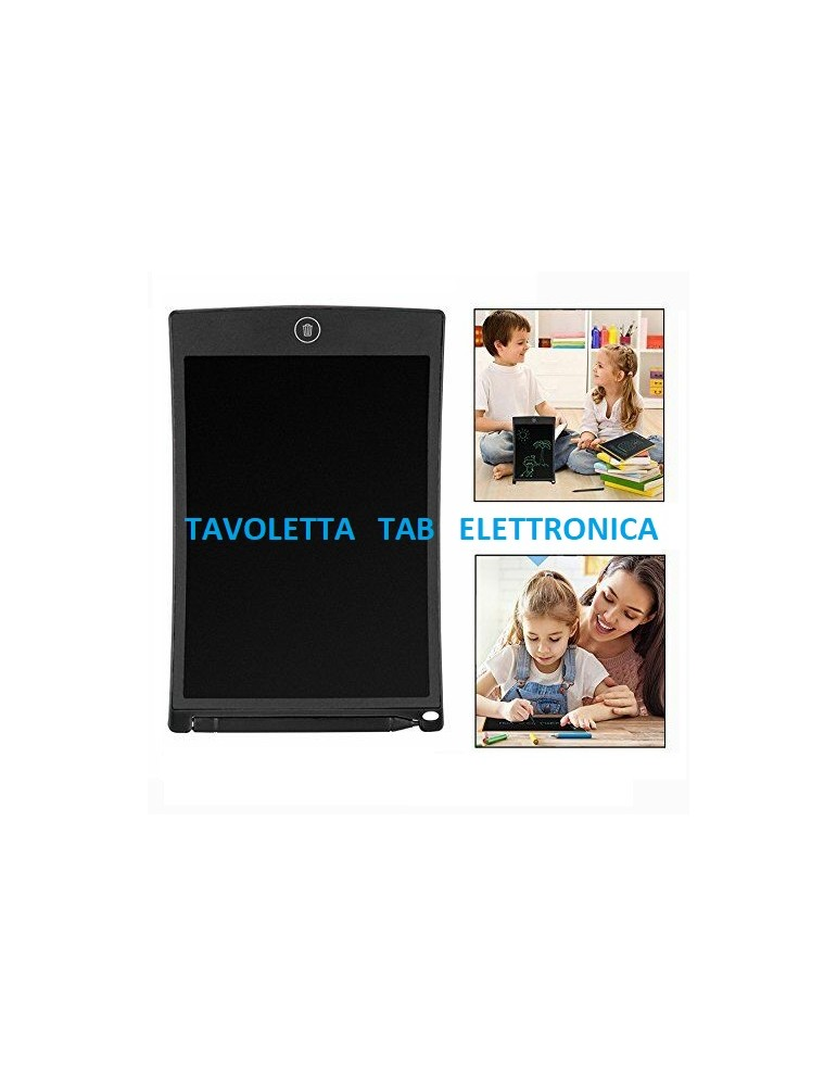 Tavola Tablet Elettronica LCD 12 per Insegnante, Studenti, Progettista, Imprenditore (Nero) in stok !!!