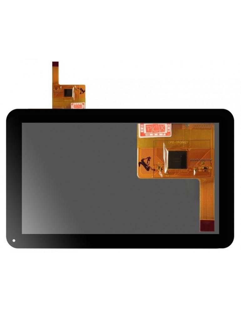 Touch 9 Nero T136-9fpc-ctp-0900-001-3flat orig opt-tpc0027 idem T127