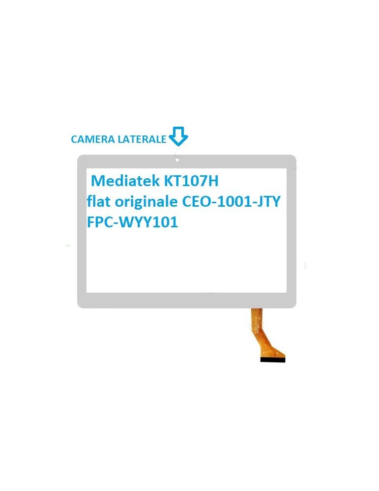 Touch Vetro 10 Mediatek KT107H flat orig CEO-1001-JTY FPC-WYY101-101005A3-V00 Camera Laterale