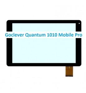 Touch Vetro 10.1 GOCLEVER QUANTUM 1010 XN1629 NERO