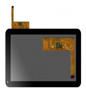 Touch Vetro 9,7 Audiola Tab 0197Mediacom mp904 300-l4567k-000 Nero