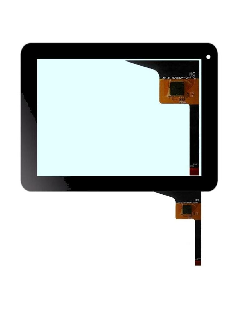 Touch Vetro 9.7 AD-C-970024-2-FPC Nero T176-9.7