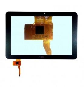 Touch Vetro fpc-51111 v0.1misure 25,08 x16, 09 pin 6 10 Pollici Nero