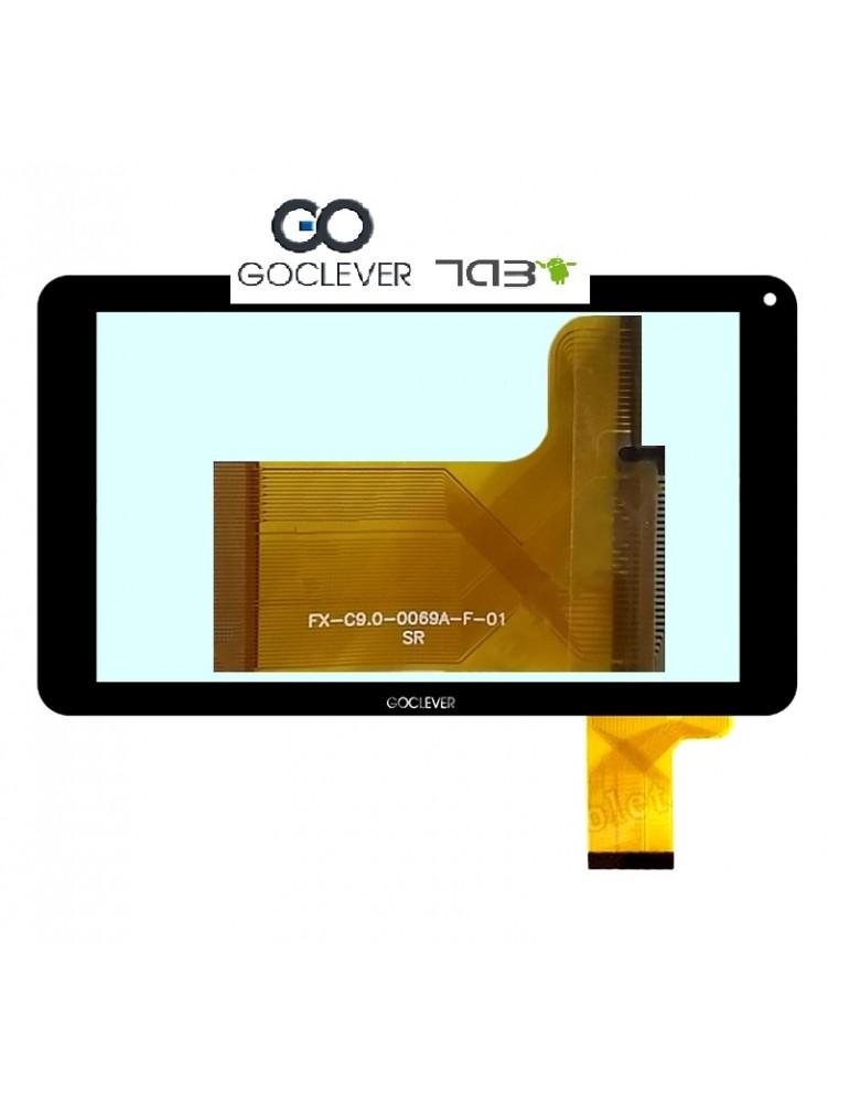 Touch Vetro Goclever Quantistica 900 FX-C9.0-0069A-F 9 Pollici Nero