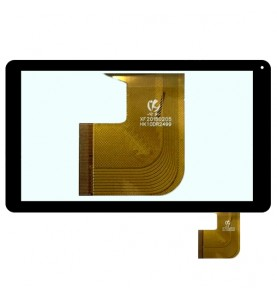 Touch Vetro Mediacom 1 PRO MP1090-MP10PB HK10DR2499 Nero