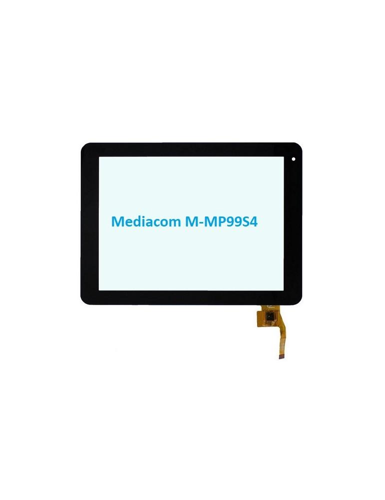 Touch Vetro Mediacom M-MP99S4 PMP5297C F0422 KDX Nero