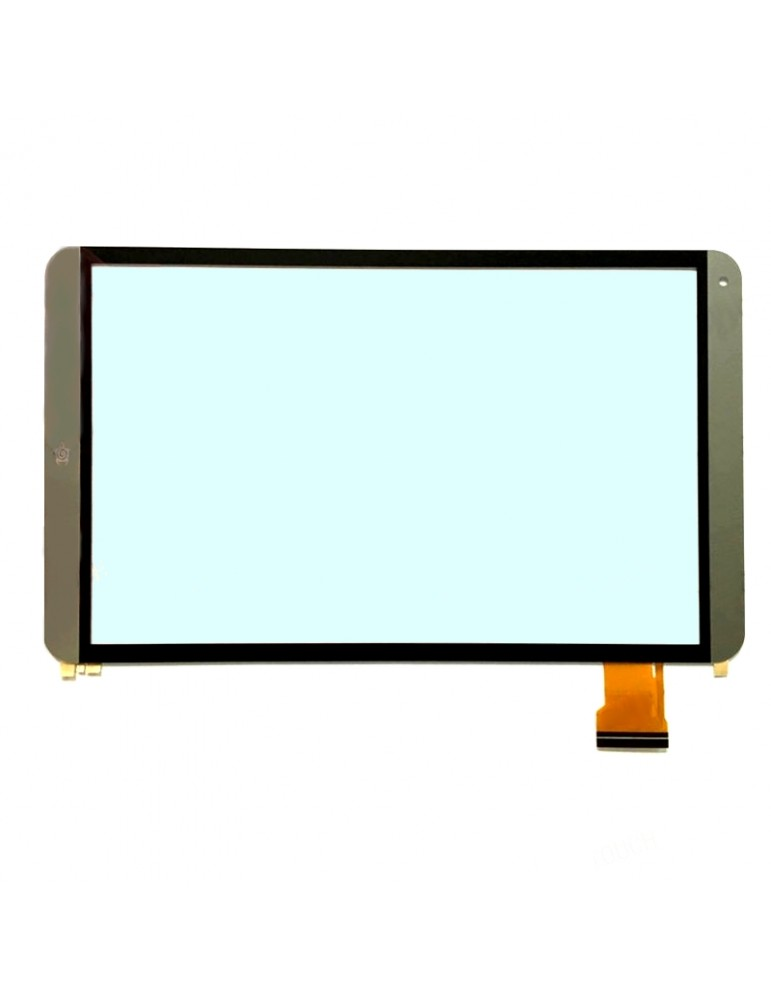 Touch Vetro Mediacom Smart Pad I210 MX10 SP10HXAH RP-453A-FPC-M1092-A2 Silver