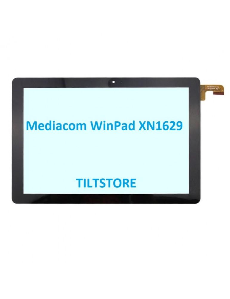 Touch Vetro Mediacom WinPad FPC-FC101J283-00 XN1629 NERO