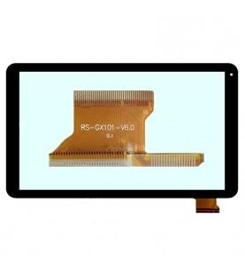 Touch Vetro RS-GX101-V6.0 J 10,1 Pollici Nero