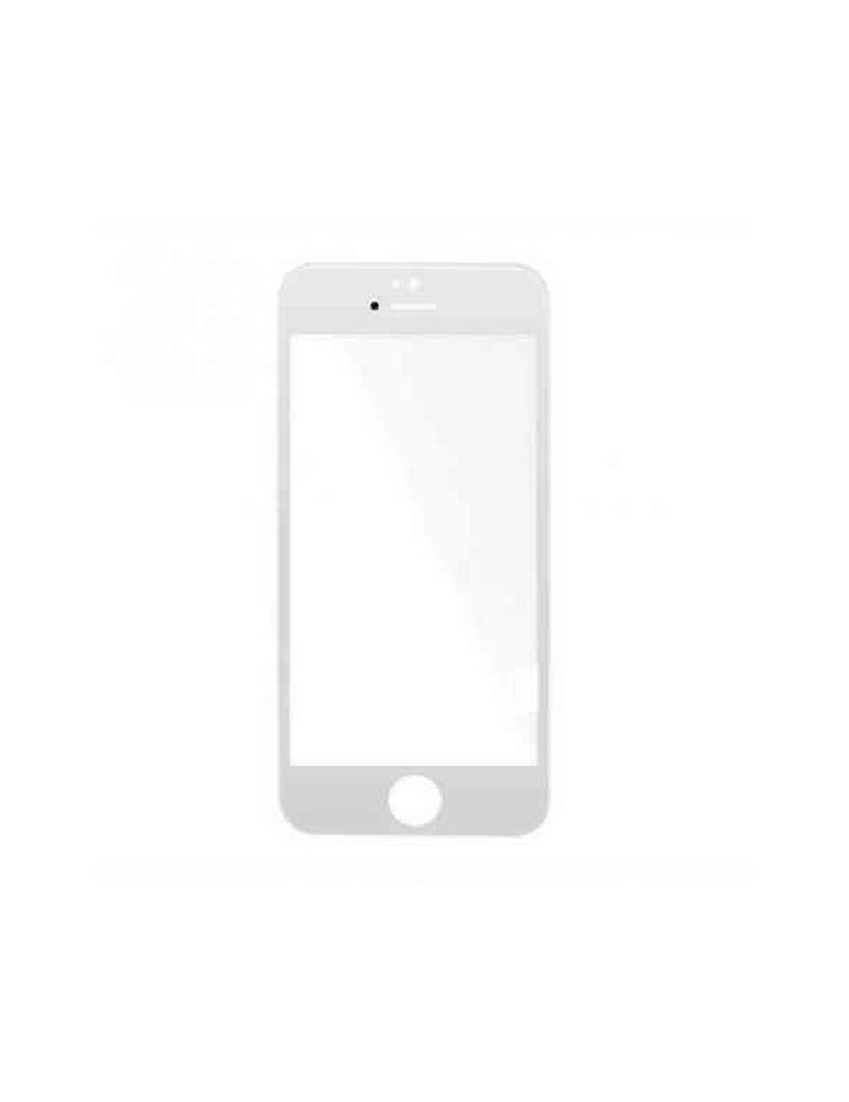 Vetro Bianco sostitutivo iPhone 5 5s 5c completo di Oca
