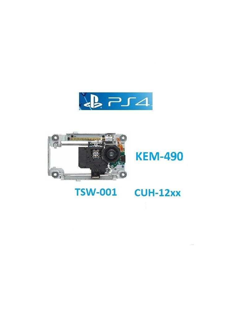 LASER COMPLETO 490A KEM-490 PS4 CUH-12xx CUH-1216A