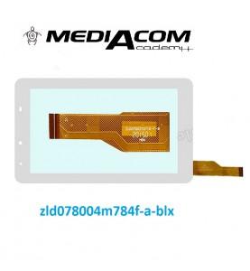 Touch Vetro Mediacom zld078004m784f-a-blx 7 Pollici Bianco