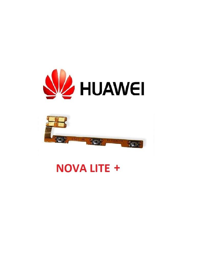 Flat Volume Power Huawei Nova Lite + TRT-LX1