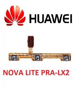 Flat Volume Power Huawei Nova Lite PRA-LX2