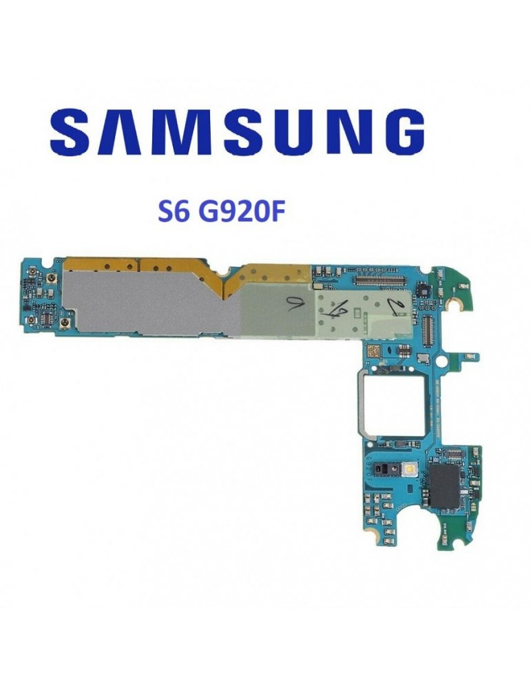 SCHEDA MADRE SAMSUNG S6 G920 FUNZIONANTE